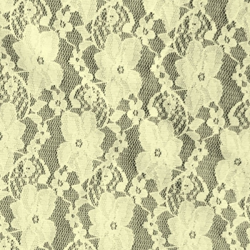 Small Flower Lace-910-500-Ivory