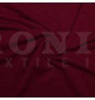 French Terry Polyester Rayon Spandex Wine