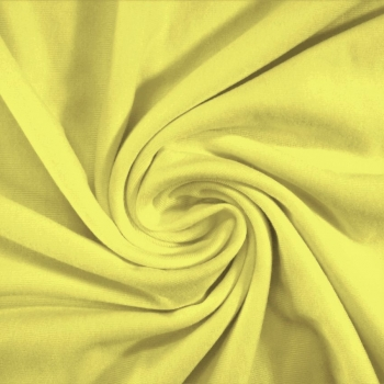 Rayon Modal Spandex Light Yellow