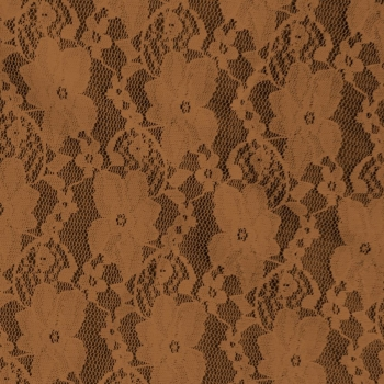Small Flower Lace-910-500-Mocha