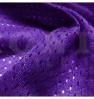 Athletic Football Mesh Purple
