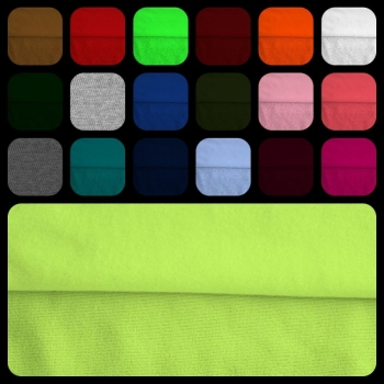 Fleece Polyester Cotton-Swatch Card