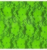 Small Flower Lace-910-500-Lime