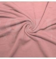 French Terry Polyester Rayon Spandex Dusty Pink