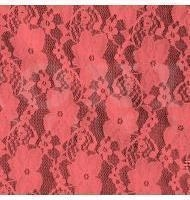 Small Flower Lace-910-500-Coral