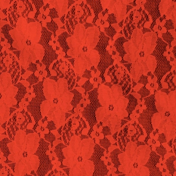 Small Flower Lace-910-500-Orange