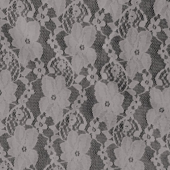 Small Flower Lace-910-500-Silver