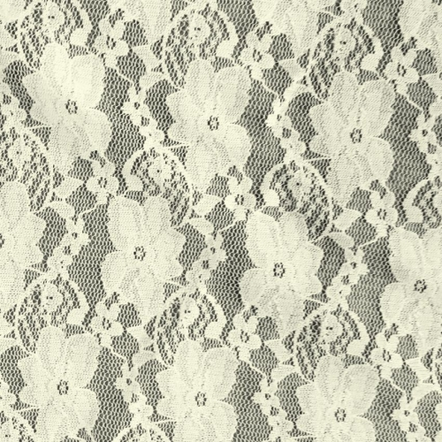 Small Flower Lace-910-500-Off White