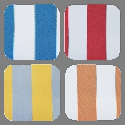 Outdoor Fabric 2'' Stripe