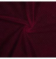 Athletic King Mesh Maroon