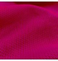 Athletic Dimple Mesh Fuchsia
