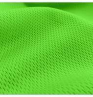 Athletic Dimple Mesh Lime