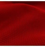Athletic Dimple Mesh Red