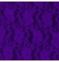 Small Flower Lace-910-500-Purple