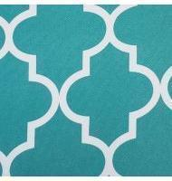 Outdoor Fabric Moroccan-Aqua