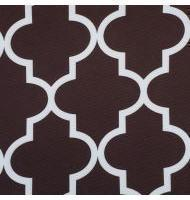 Outdoor Fabric Moroccan-Brown