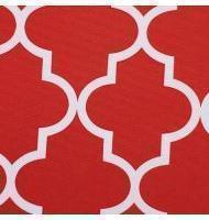 Outdoor Fabric Moroccan-Red