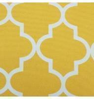 Outdoor Fabric Moroccan-Yellow